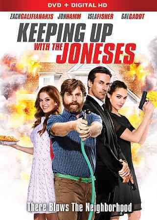 Keeping up with the Joneses.
