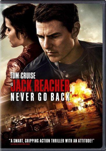 Jack Reacher. Never go back