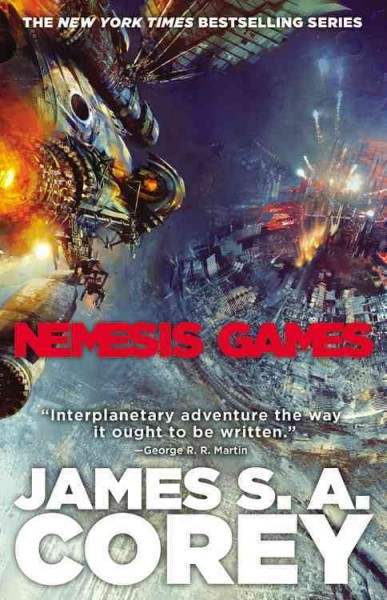 Nemesis games : book five of the expanse