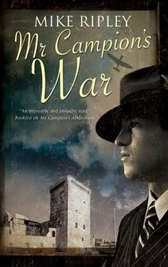 MR Campion's War (First World Publication)