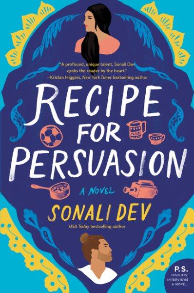 .Recipe for Persuasion .