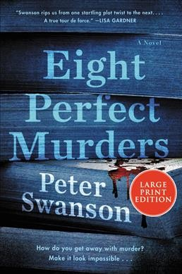 .Eight Perfect Murders .