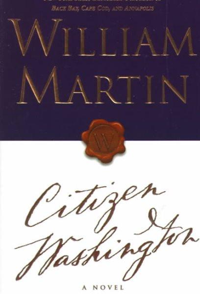 book cover image of Citizen Washington