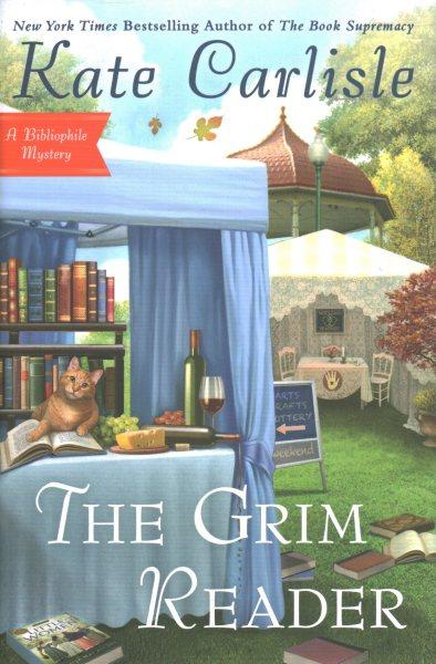 .The Grim Reader .