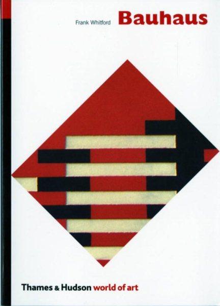 book cover image Bauhaus (Whitford)