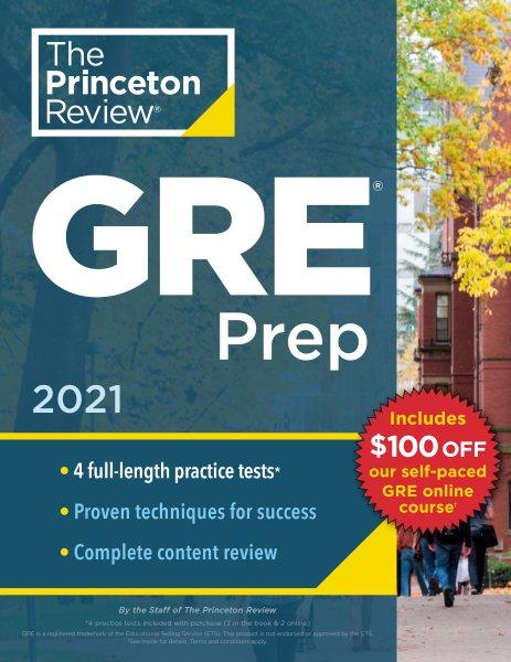 .GRE Prep 2021.
