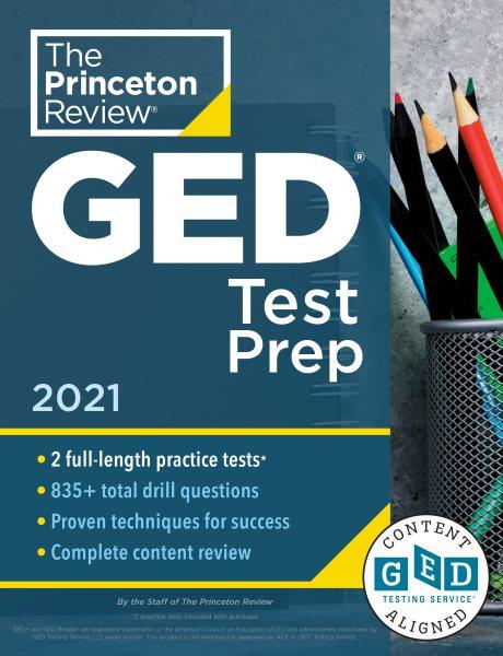 .GED Test Prep.