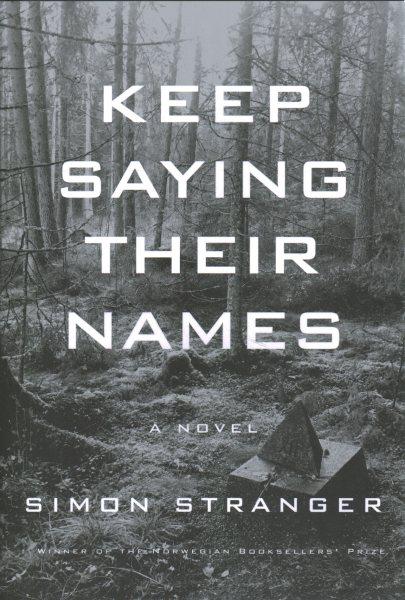 .Keep Saying Their Names.