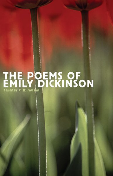 book cover The Poems of Emily Dickinson