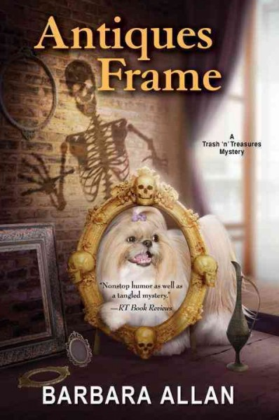 Cover image: Antiques Frame