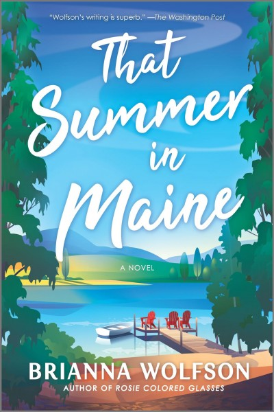.That Summer in Maine .