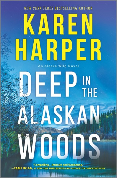 .Deep in the Alaskan Woods.