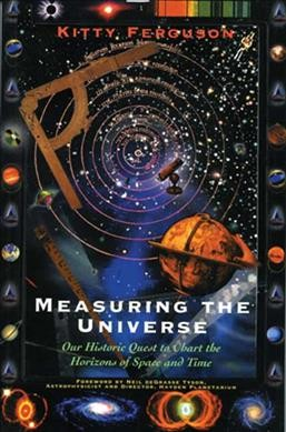 cover image Measuring the Universe