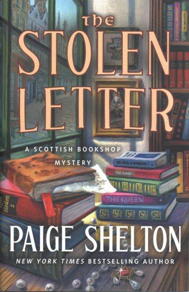 .The Stolen Letter.