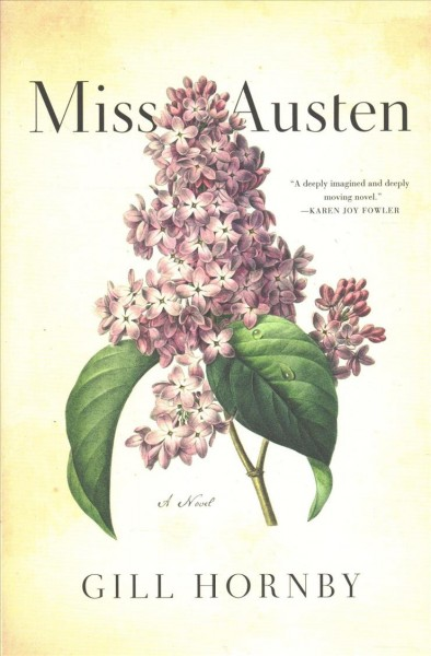 .Miss Austen.