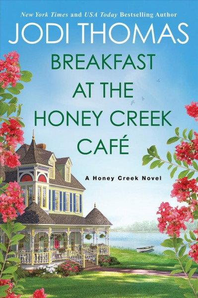 .Breakfast at the Honey Creek Café.