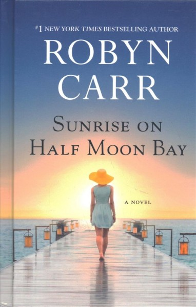 .Sunrise on Half Moon Bay.