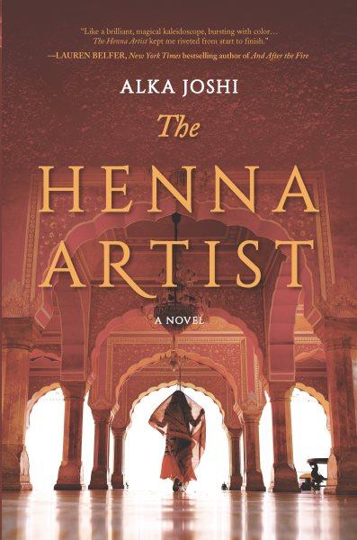 .The Henna Artist.