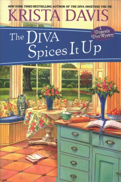 .The Diva Spices It Up.