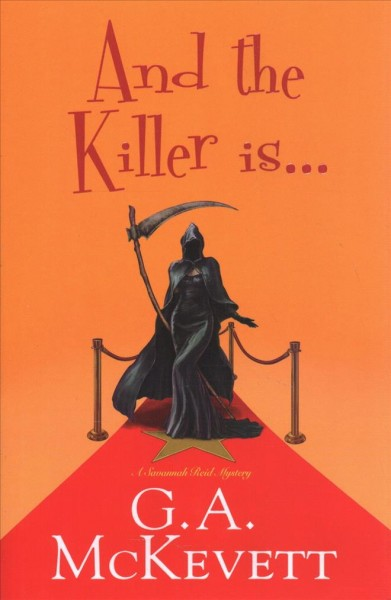 .And the Killer is ....