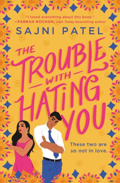 .The Trouble with Hating You.