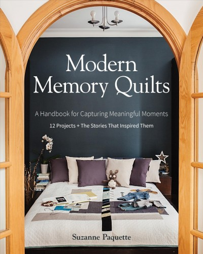 .Modern Memory Quilts .