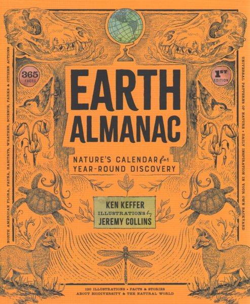 .Earth Almanac .