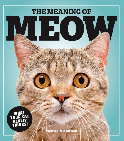 .The Meaning of Meow .