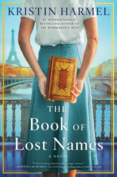 .The Book of Lost Names.