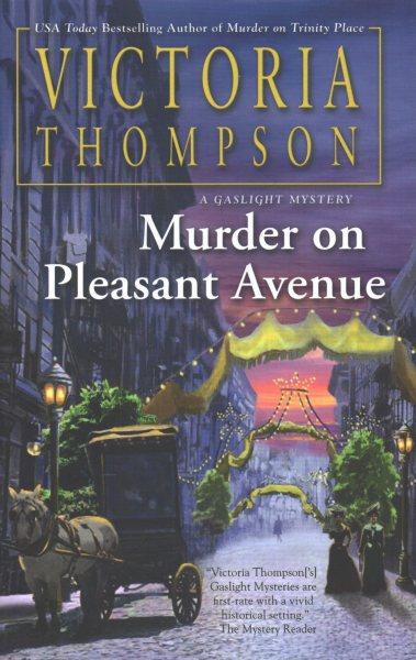 .Murder on Pleasant Avenue.