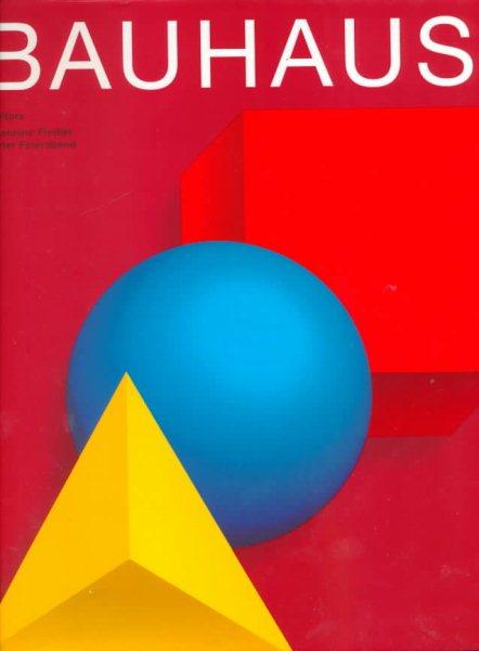 book cover image: Bauhaus (Fieder/Feierabrand)