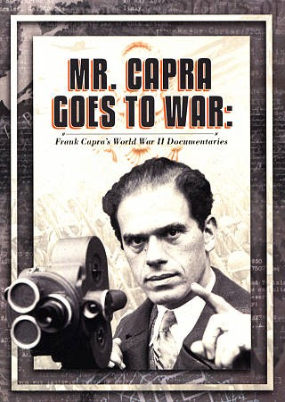 DVD cover image of Mr. Capra Goes to War