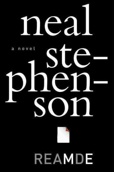 book cover image of Reamde by Neal Stephenson