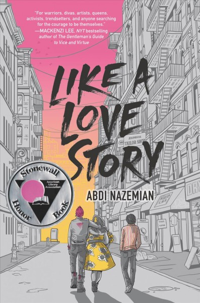 book cover: Like a Love Story