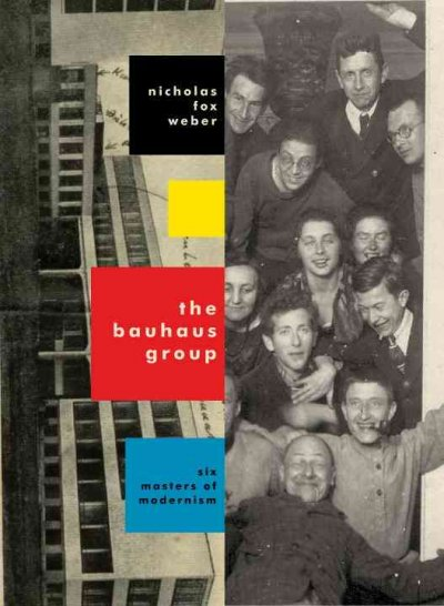 book cover image The Bauhaus Group