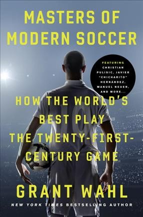 Masters of Modern Soccer book cover