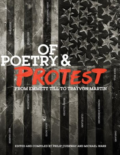 book cover Of Poetry & Protest