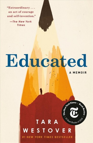 book cover: Educated