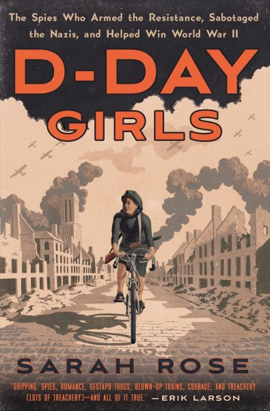 Book Cover image of D-Day Girls