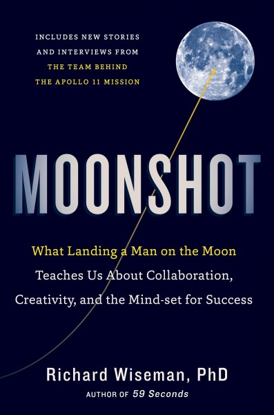 book cover image of Moonshot