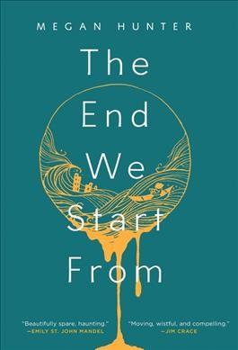 book cover image of The End We Start From by Megan Hunter