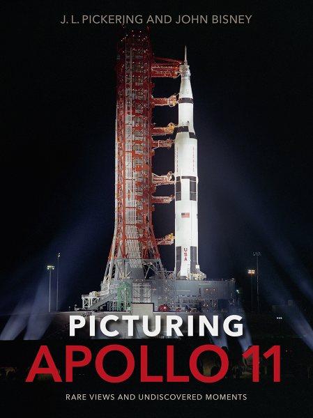 book cover image of Picturing Apollo 11