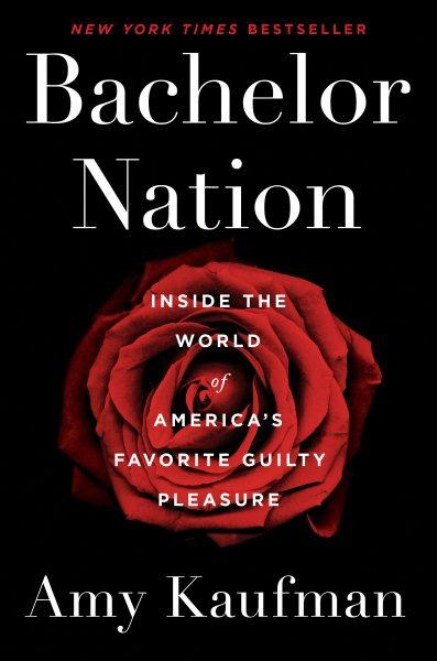 Cover image: Bachelor Nation