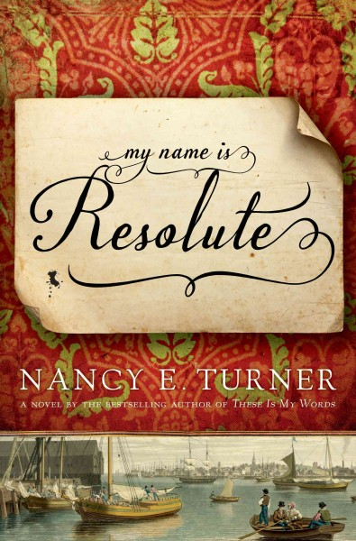 book cover image of My Name Is Resolute
