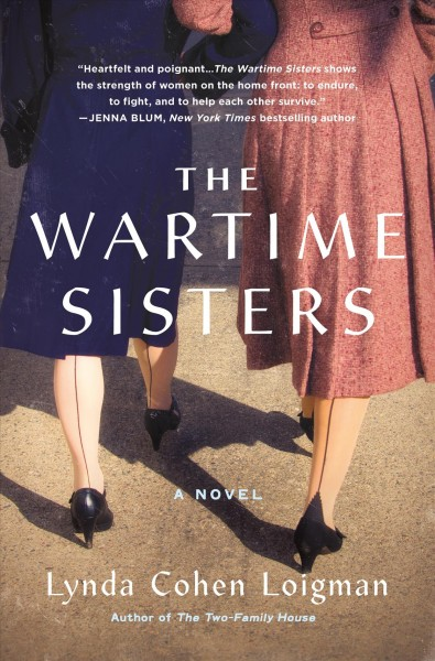 Book cover image of The Wartime Sisters