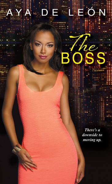 book cover: The Boss