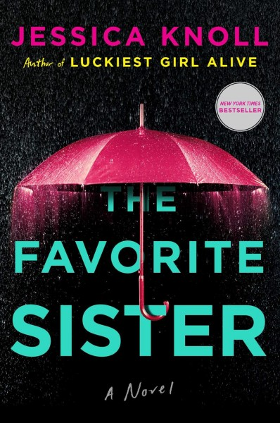 The Favorite Sister book cover