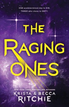 The Raging Ones book cover