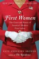 First women : the grace and power of America