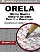 ORELA middle grades general science practice questions : ORELA practice tests & exam review for the Oregon Educator Licensure Assessments.